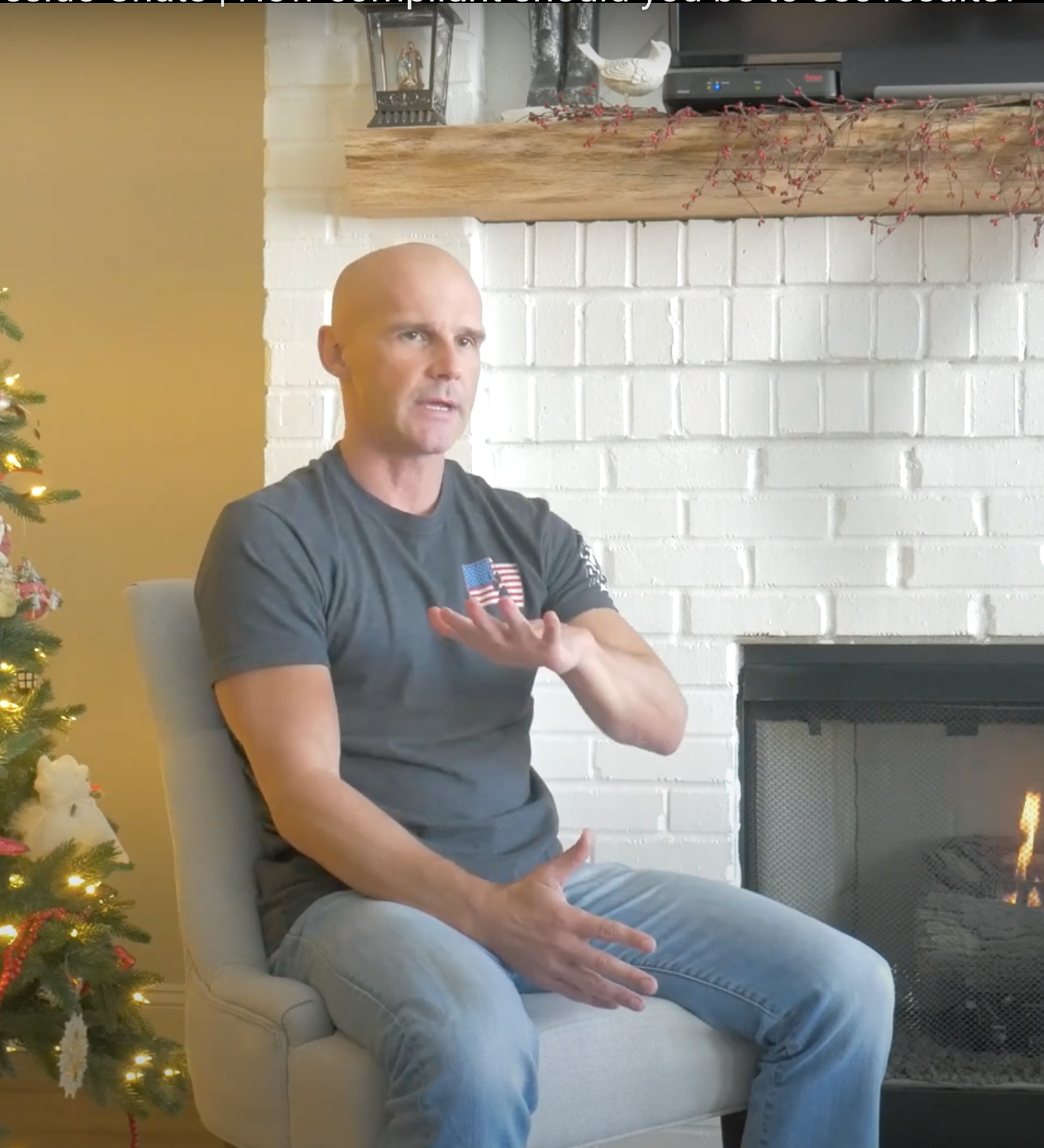 Fireside Chat 7: Compliance to See Results