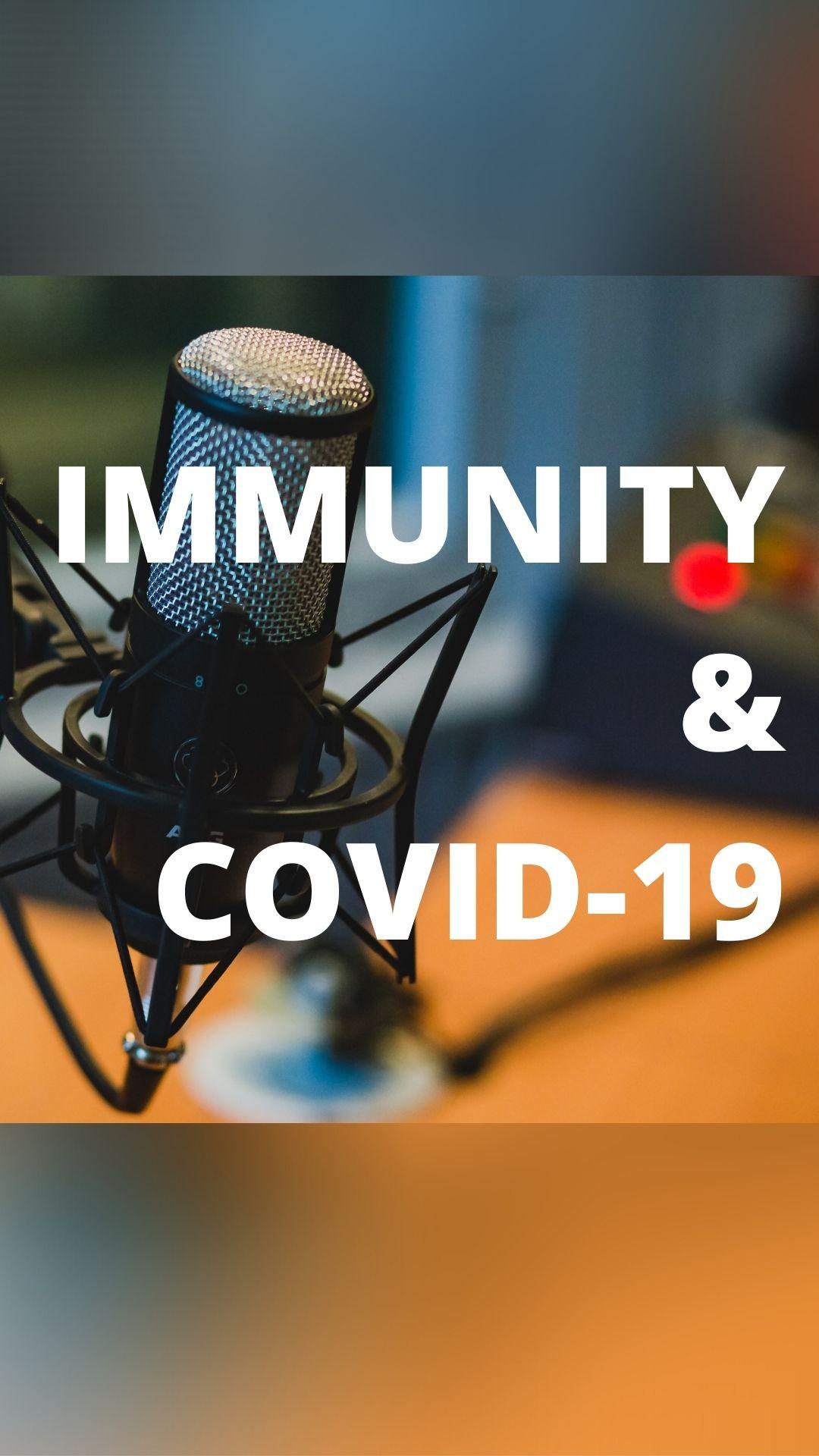 The Espresso Health Show: Immunity & COVID-19