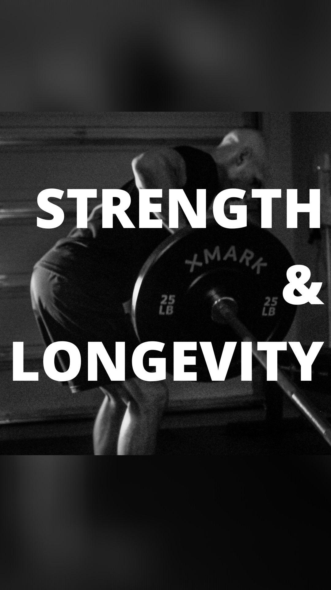The Espresso Health Show: Strength & Longevity