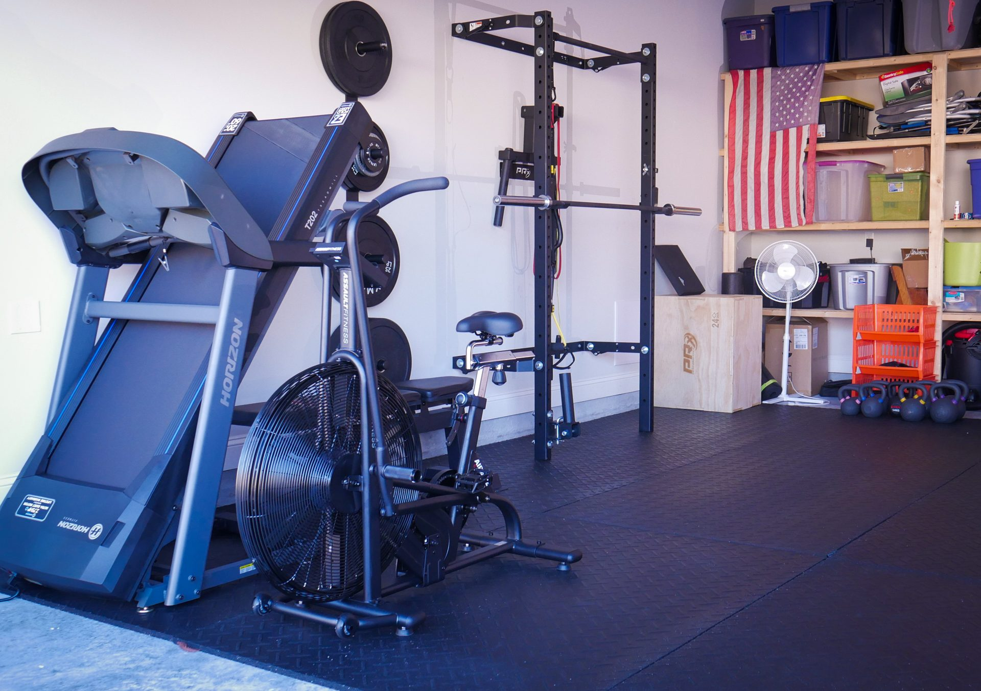 The Case for a Home Gym
