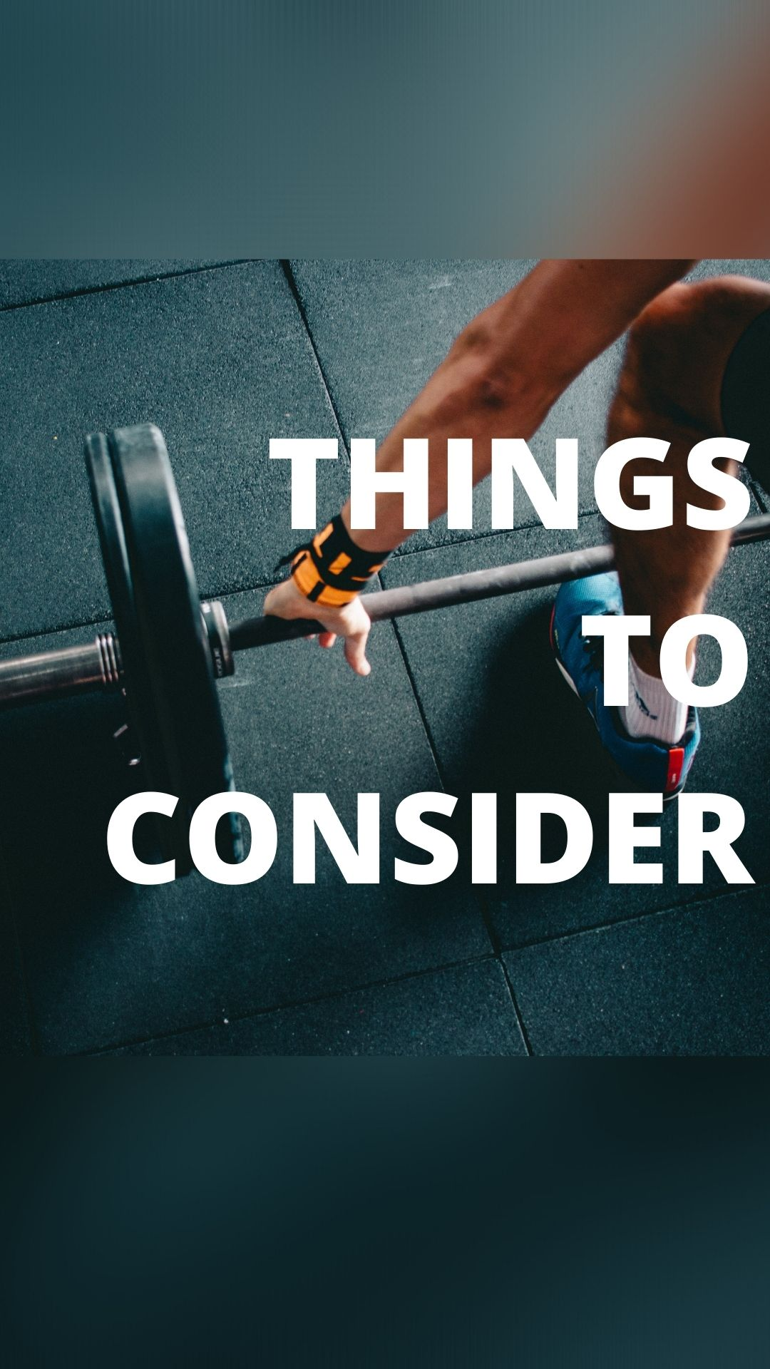 The Espresso Health Show: Things to Consider when Starting a Fitness Program